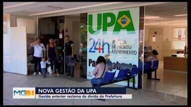 Nova direção assume UPA em Divinópolis e inicia processo de transição da equipe - Instituto Brasileiro de Desenvolvimento Social (Ibds) passa a gerir unidade nesta segunda (30).