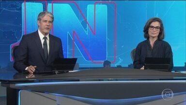 Jornal Nacional, Íntegra 30/09/2019 - As principais notícias do Brasil e do mundo, com apresentação de William Bonner e Renata Vasconcellos.