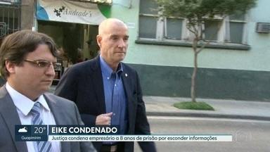 Eike Batista é condenado mais uma vez por esconder informações sobre OSX - Ele também pagará mais de R$82 milhões para reparar o juízo.