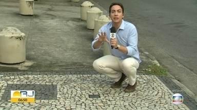 Moradores de rua no Leblon estão sem gás há uma semana - Problema acontece na Rua Timóteo da Costa.
