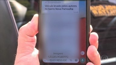 Grupos com motoristas e policiais ajudam a reduzir roubos de cargas em Minas Gerais - Segundo a polícia, desde que essa iniciativa foi criada, o número de roubos de cargas no estado caiu quase pela metade.