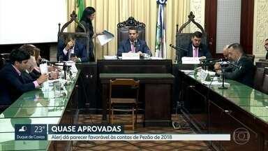 Alerj aprova contas de Pezão de 2018 - Resultado da votação contraria recomendação do Tribunal de Contas.
