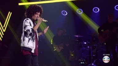 "Willian Kessley canta ""Refém"" - IZA analisa as apresentações do time Ivete"