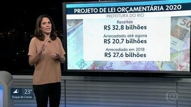 Governo apresenta projeto de orçamento para 2020 - Governo apresenta projeto de orçamento para 2020