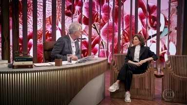 Deborah Bloch relembra seus trabalhos marcantes na TV - A atriz está no imaginário da televisão brasileira. Seus personagens atravessam o tempo e marcam época