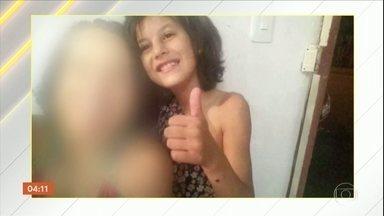 Adolescente confessa assassinato da menina Raíssa - O menor não mostrou tristeza e nem arrependimento de ter cometido o crime.