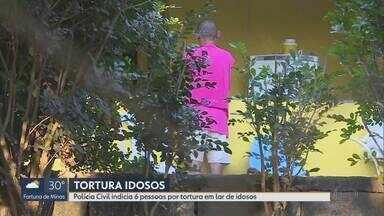 Polícia detalha tortura e até estupro contra internos de asilo em Santa Luzia - Inquérito foi encerrado nesta semana e identificou a morte de 18 pessoas após tortura no asilo; casal, duas filhas, um cuidador e o dono do imóvel foram indiciados.