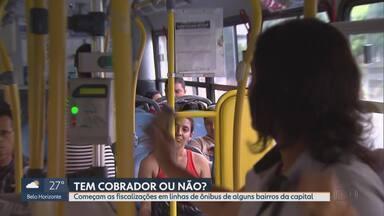 BHTrans aplica mais de 11 mil autuações por ônibus circulando sem cobradores em 2019 - Segundo superintendente de transporte público, multa que pode ser aplicada é de R$ 668.