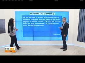 Direito do Cidadão explica sobre os direitos dos idosos - Advogada tira dúvidas dos telespectadores.