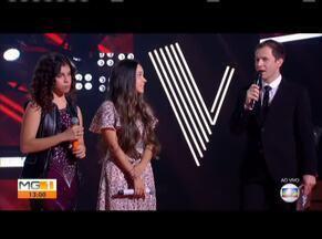 Montes-clarense Lúcia Muniz garante vaga na final do The Voice Brasil - undefined
