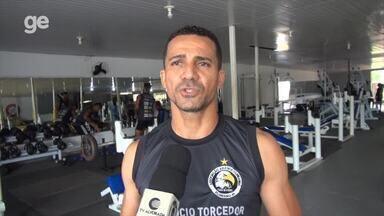 Presidente do Cori-Sabbá fala sobre pedido de mudança no horário de jogo não atendido - Presidente do Cori-Sabbá fala sobre pedido de mudança no horário de jogo