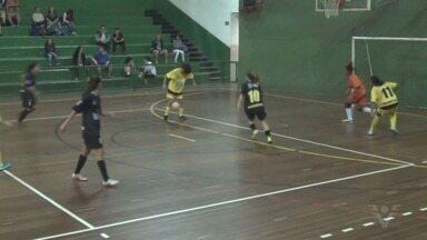 """Copa Expresso """"RDV"""" de Futsal tem início com jogos emocionantes - O torneio é organizado pela liga regional."""