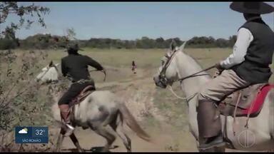 A Província dos Lobos é lançado em Montes Claros - Filme foi produzido na cidade.