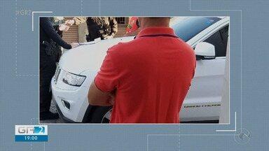 Polícia Federal realiza operação na cidade de Águas Belas - A ação teve apoio do Núcleo de Inteligência da PM de Garanhus