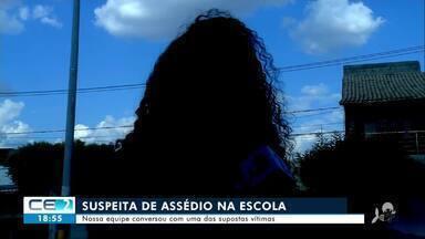 Suspeita de assédio em escola de Juazeiro do Norte - Confira mais notícias em g1.globo.com/ce