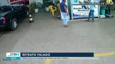 Polícia procura por suspeito de matar servidor público em Palmas - Polícia procura por suspeito de matar servidor público em Palmas