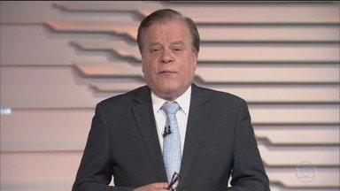 Bom dia Brasil - Edição de quinta-feira, 03/10/2019 - O telejornal, com apresentação de Chico Pinheiro e Ana Paula Araújo, exibe as primeiras notícias do dia no Brasil e no mundo e repercute os fatos mais relevantes.