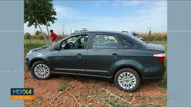 Motorista morre após sofrer infarto enquanto dirigia - José do Carmo, de 73 anos, era funcionário público em Planaltina do Paraná.