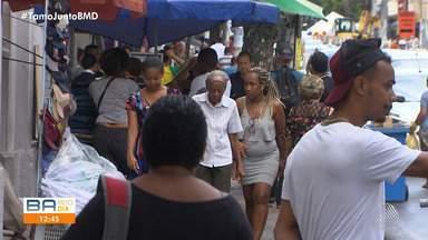 Pesquisa do IBGE aponta crescimento do número de baianos que fazem refeições fora de casa - Levantamento indica que cerca d 40% do orçamento das famílias está comprometido alimentação na rua.