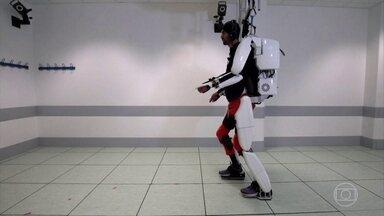 Implante cerebral permite homem tetraplégico se mover - O sucesso da pesquisa na França revelou também a força da ciência brasileira; o trabalho de 30 anos do neurocientista Miguel Nicolelis serviu de protocolo para essa façanha.