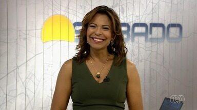 Confira os destaques do Bom Dia Sábado de 5 de outubro - Programa é apresentado por Terciane Fernandes.