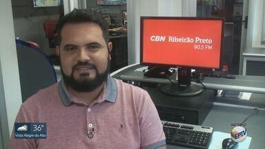 CBN destaca desempenho do Comercial-SP e do Vôlei Ribeirão - Repórter Eliel Almeida comenta jogos dos times de Ribeirão Preto (SP).