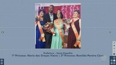 Concurso elege a Miss Terceira Idade em Santo Expedito - Título foi disputado por 11 candidatas.