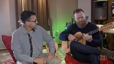 Jornal do Campo tem novidades a partir deste domingo (6) - Uma delas é a nova trilha sonora, tocada pelo violeiro Marcus Biancardini.