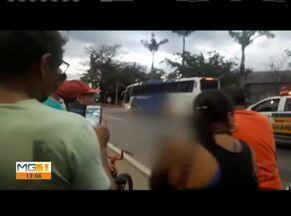 Ciclista morre em acidente na BR 381 em Ipatinga - De acordo com a Polícia Militar Rodoviária, vítima atravessava a pista quando foi atingida por uma caminhonete. O homem de 73 anos morreu na hora.