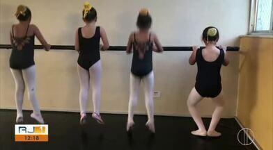 Escola Municipal de Dança de Macaé se torna referência na cidade - Aulas são oferecidas gratuitamente.