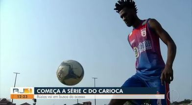 Na Série C do Carioca, Búzios vai em busca do acesso - Campeonato começa neste fim de semana.