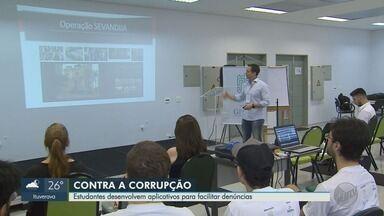 Maratona tecnológica contra corrupção reúne programadores e estudantes em Ribeirão Preto - Participantes buscam soluções para problemas relacionados ao controle da gestão pública.