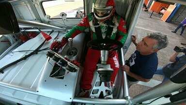 Veterano do automobilismo volta a correr depois de dois anos - O empresário cascavelense não confirmou se essa será a última corrida.