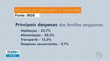 IBGE divulga pesquisa sobre orçamento familiar - IBGE divulga pesquisa sobre orçamento familiar.