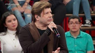 Paulo Ricardo conta quais foram suas principais influências no Rock - Cantor responde pergunta da plateia