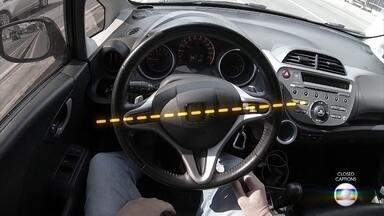 Saiba como é feito o alinhamento de volantes com airbag - Com estrutura diferenciada, comando precisa de cuidado especial na manutenção.