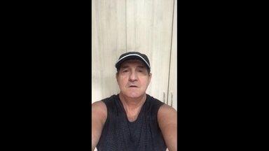 Eterno torcedor, Muricy Ramalho manda mensagem pelo título do Náutico - Comentarista do Grupo Globo está feliz pela conquista da Série C por parte dos alvirrubros