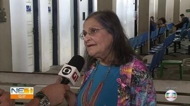 Começa vacinação contra sarampo de crianças entre 6 meses e 4 anos - Coordenadora de iminuizações do Recife, Elizabeth Azoubel tirou dúvidas sobre o tema.