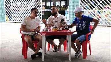 """Resenhando: Ramon Coxinha convida dupla de cantores para falar de """"blogueiragem"""" - Lucas Castro e Bruno Dias mostraram habilidade nas redes sociais"""