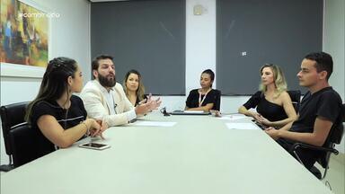 """Combinado define os novos participantes do """"Me Transforme Para O Verão"""" - Profissionais e direção assistem vídeos e selecionam candidatos"""