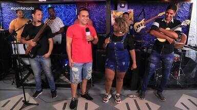 """Sambalê agita o """"Levando Um Som"""" com muito swing - Grupo de samba é um dos poucos que tem uma mulher nos vocais, nesse estilo"""