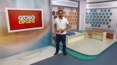 Confira a íntegra do Globo Esporte desta terça-feira - Globo Esporte - Zona da Mata - 08/10/2019
