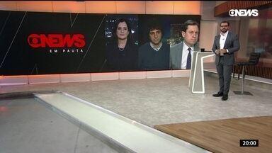 GloboNews em Pauta - Edição de terça-feira, 08/10/2019