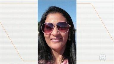 Polícia Civil investiga caso de feminicídio em Sinop, Norte de Mato Grosso - Vítima é a enfermeira Zuilda Correia Rodrigues, de 43 anos. Ela estava desaparecida desde o dia 27 de setembro e o corpo foi encontrado em uma galeria de esgoto com marcas de violência.