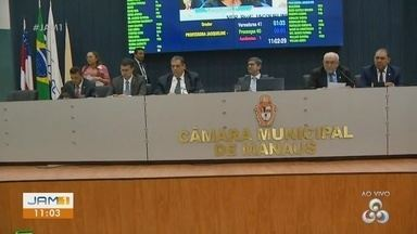Câmara pede respostas da prefeitura de Manaus sobre uso de veículo em crime - Envolvimento de servidor é um dos temas discutidos.