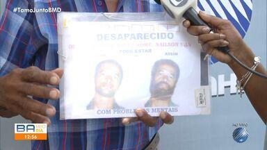 Confira o quadro de Desaparecidos desta quarta-feira (09) - Quem tiver informações sobre as pessoas procuradas deve ligar para a Polícia Civil.