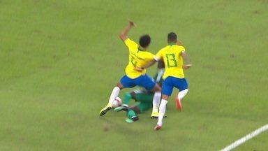 Melhores momentos: Brasil 1 x 1 Senegal em amistoso internacional - Melhores momentos: Brasil 1 x 1 Senegal em amistoso internacional