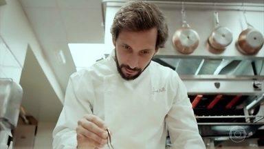 Conheça José Avillez - Eleito em 2018 o melhor Chef do mundo pela Academia Internacional de Gastronomia, ele é sócio de 39 restaurantes em Portugal e em Dubai