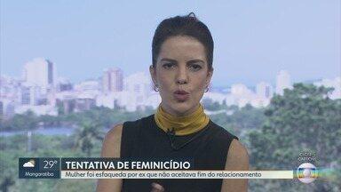 RJ1 - Íntegra 11/10/2019 - O telejornal, apresentado por Mariana Gross, exibe as principais notícias do Rio, com prestação de serviço e previsão do tempo.