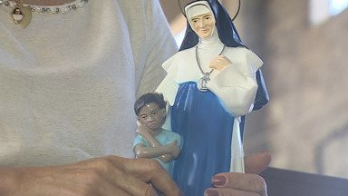 Lays Rocha faz viagem por São Cristóvão e mostra ligação da Irmã Dulce com o município - Canonização acontece neste domingo, 13.